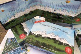 Traversez les Pyrénées: un jeu de société local, à consommer sans modération !